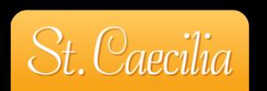 logo St Caecilia